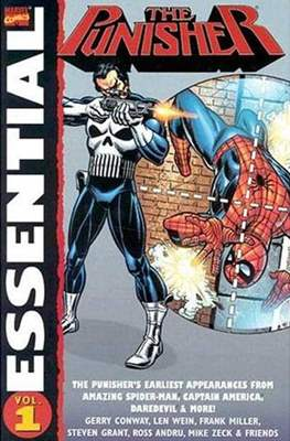 Marvel Essential: The Punisher (Softcover) #1