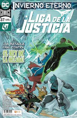 Liga de la Justicia. Nuevo Universo DC / Renacimiento #115/37