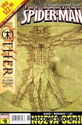The Amazing Spider-Man (2005-2013) (Grapa) #9