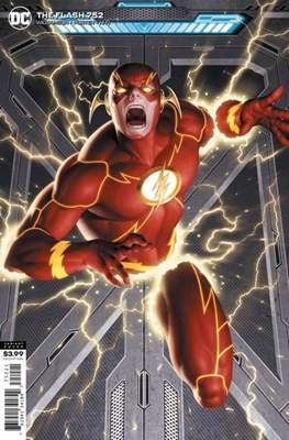 The Flash Vol. 5 (2016- Variant Cover) (Comic Book) #752