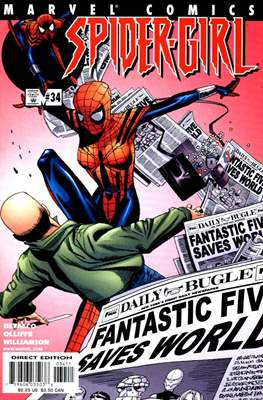 Spider-Girl vol. 1 (1998-2006) (Comic-Book) #34
