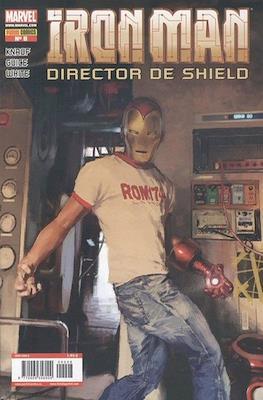 Iron Man: Director of SHIELD / Iron Man & Máquina de Guerra / El Invencible Iron Man (2008-2011) #8