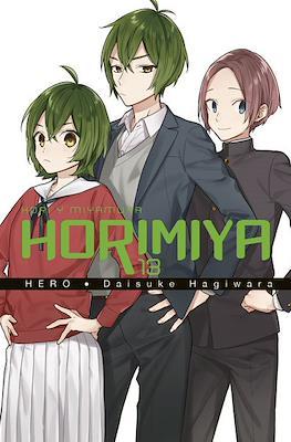 Horimiya (Rústica con sobrecubierta) #13