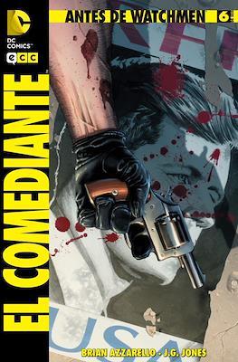 Antes de Watchmen: El Comediante (Grapa 36-32 pp) #6