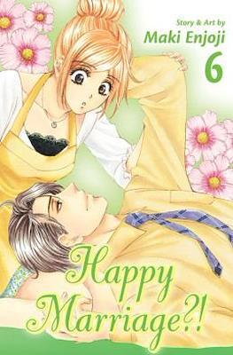 Happy Marriage!? #6