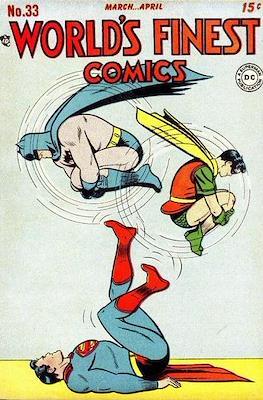 World's Finest Comics (1941-1986) (Comic Book) #33