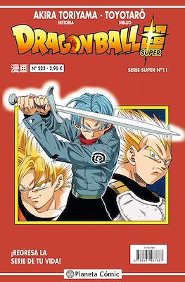 Dragon Ball Super (Rústica) #222