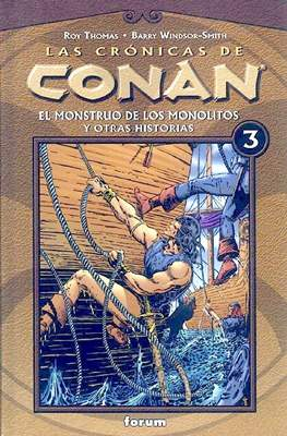 Las Crónicas de Conan (Cartoné 240 pp) #3