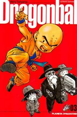 Dragon Ball - Ultimate Edition (Kanzenban) #3