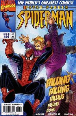 Spider-Man (Vol. 1 1990-2000) (Comic Book) #86