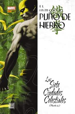 El Inmortal Puño de Hierro (2008-2011). Marvel Graphics Novels (Cartoné) #3