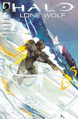 Halo: Lone Wolf (Comic Book) #4