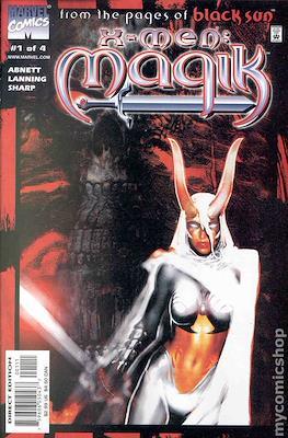 X-Men: Magik (grapa) #1