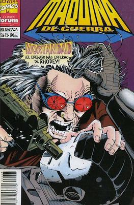 Máquina de Guerra (1995) (Grapa. 17x26. 24 páginas. Color. 1995) #5