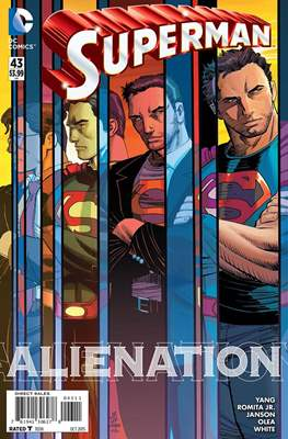 Superman Vol. 3 (2011-2016) (Comic Book) #43