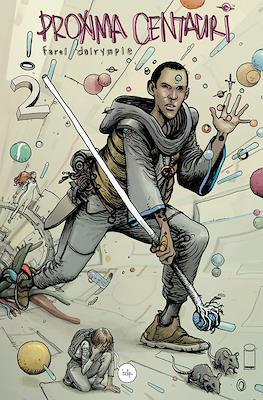 Proxima Centauri (Comic Book) #2