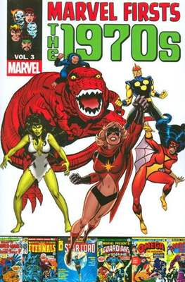 Marvel Firsts: The 1970s (Paperback) #3