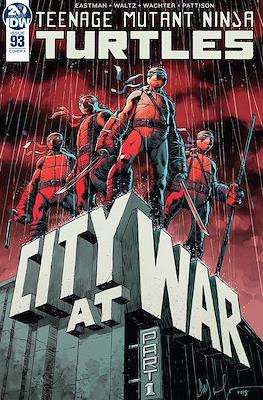 Teenage Mutant Ninja Turtles (2011-...) (Comic-book) #93