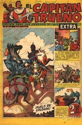 El Capitán Trueno Extra (Grapa, 40 páginas (1960-1968)) #15