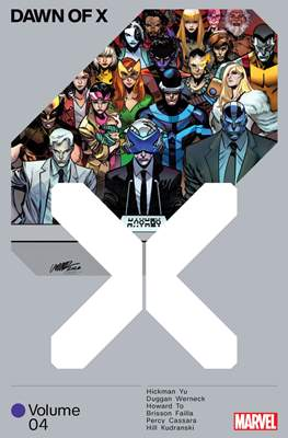 Dawn of X (Softcover 272-176 pp) #4