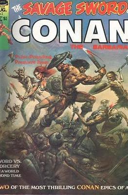 The Savage Sword of Conan the Barbarian (1974-1995) #1