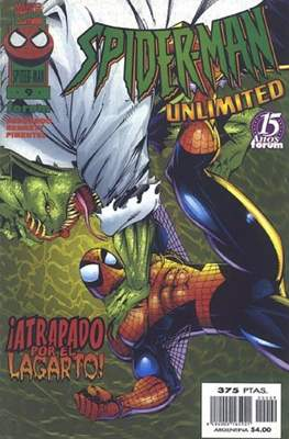 Spiderman Unlimited (1996-1999) (Grapa) #9