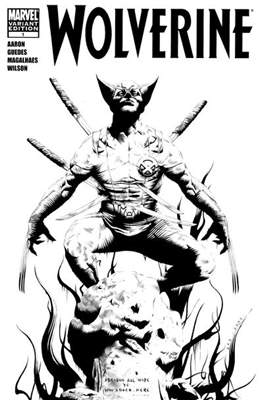 Wolverine (2010-2012 Variant Cover) #1.4