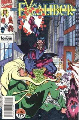 Excalibur Vol. 1 (1989-1995) (Grapa) #27