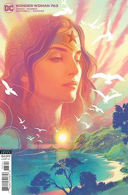 Wonder Woman Vol. 5 (2016- Variant Cover) #763
