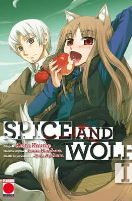 Spice and Wolf (Rústica 376 pp) #1
