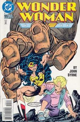 Wonder Woman Vol. 2 (1987-2006) (Comic Book) #105