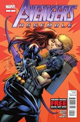 Avengers Assemble Vol. 2 (2012-2014) (Comic-Book) #5