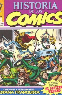 Historia de los Cómics (Grapa 32 pp) #18