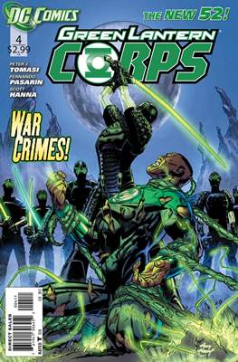 Green Lantern Corps Vol. 3 (2011-2015) #4
