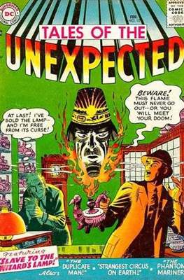 Tales of the Unexpected (1956-1968) (Comic Book) #10