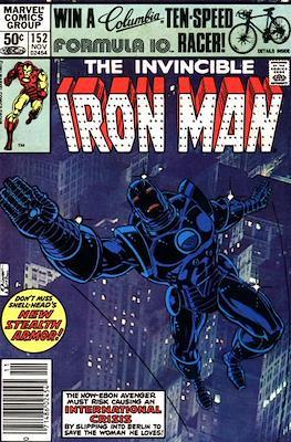 Iron Man Vol. 1 (1968-1996) (Comic book) #152