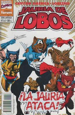 Jauría de lobos (1994) (Grapa 48 pp) #3
