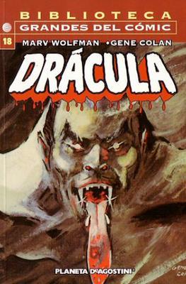 Biblioteca Grandes del Cómic: Drácula (2002-2004) (Rústica 160-192 pp) #18