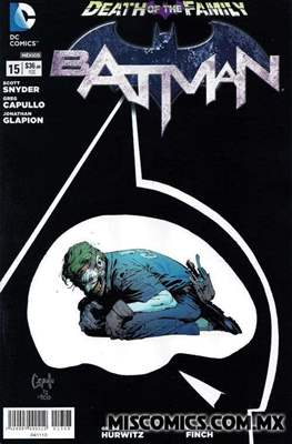 Batman (2012-2017) (Grapa) #15