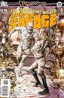 First Wave: Doc Savage (Grapa) #13