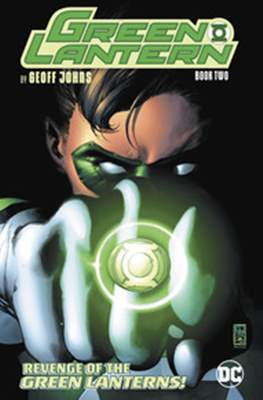 Green Lantern by Geoff Johns (Softcover 400 pp) #2
