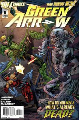 Green Arrow Vol. 5 (2011-2016) #6