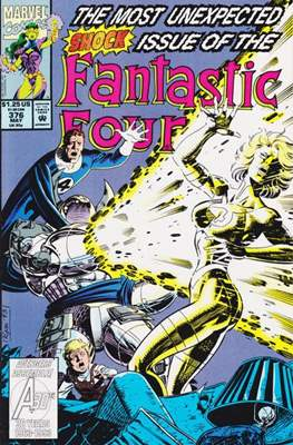 Fantastic Four Vol. 1 (1961-1996) (saddle-stitched) #376
