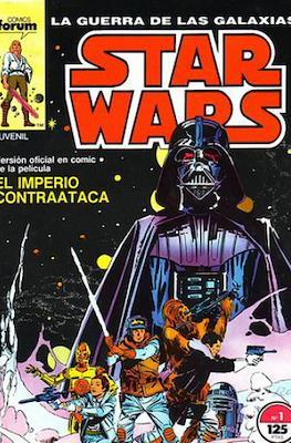 La guerra de las galaxias. Star Wars