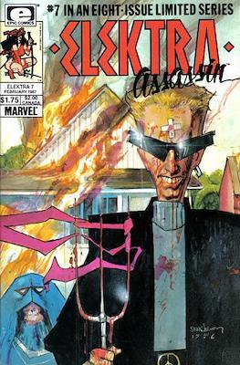 Elektra: Assassin (Comic Book) #7