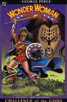Wonder Woman - George Perez (Softcover 160-192 pp) #2