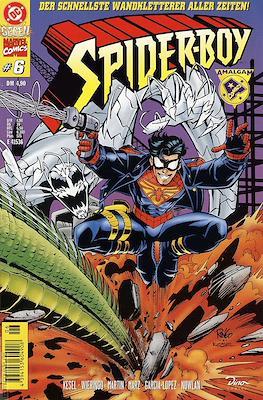 DC gegen Marvel / DC/Marvel präsentiert / DC Crossover präsentiert #6