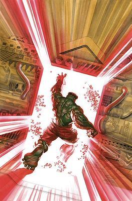 El Increíble Hulk Vol. 2 / Indestructible Hulk / El Alucinante Hulk / El Inmortal Hulk (2012-) #114/38