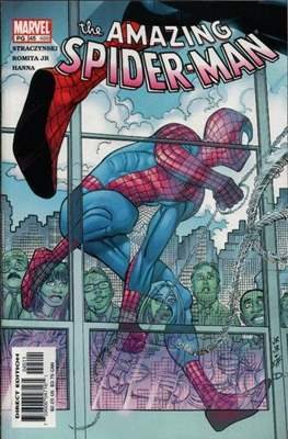 The Amazing Spider-Man Vol. 2 (1999-2014) (Comic-Book) #45 (486)