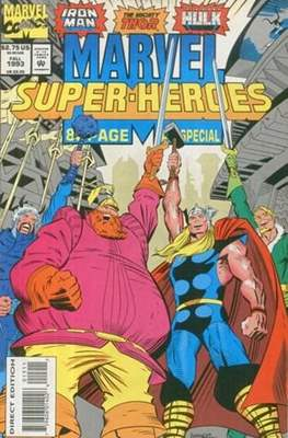 Marvel Super-Heroes Vol. 2 (1990-1993) (Comic-Book) #15